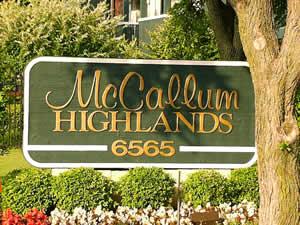 Mccallum Highlands In Dallas Tx View Photos Floorplans