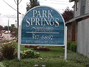 Park Springs Townhomes In Plano Tx View Photos